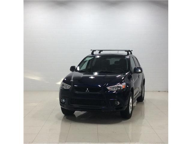 2012 Mitsubishi RVR SE (Stk: M18313A) in Sault Ste. Marie - Image 1 of 12