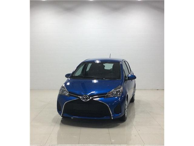 2017 Toyota Yaris LE (Stk: V18452A) in Sault Ste. Marie - Image 1 of 13