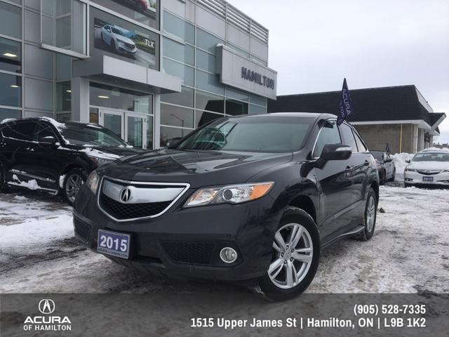 2015 Acura RDX Base (Stk: 1512930) in Hamilton - Image 1 of 20