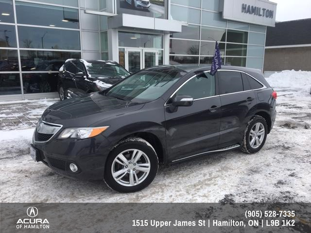2015 Acura RDX Base (Stk: 1512930) in Hamilton - Image 2 of 20