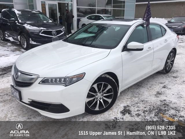 2016 Acura TLX Tech (Stk: 1613030) in Hamilton - Image 2 of 22