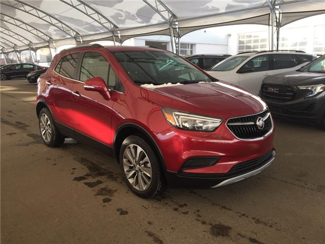2019 Buick Encore Preferred KL4CJESB4KB753957 171348 in AIRDRIE