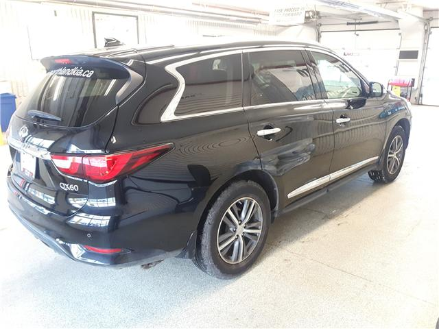 2018 Infiniti QX60 Base (Stk: P0216) in Calgary - Image 4 of 14