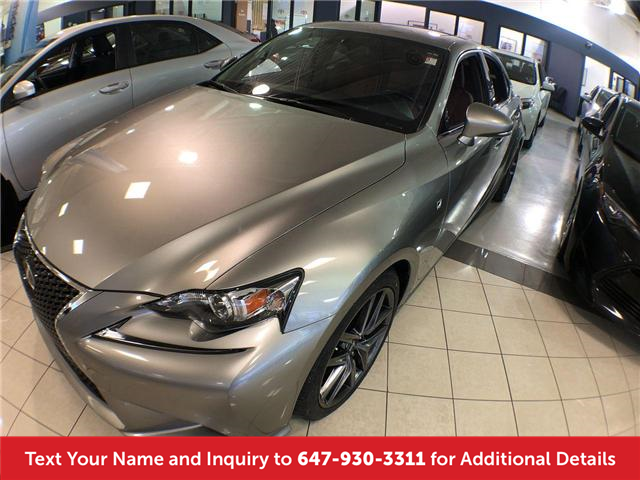 2016 Lexus IS 300 Base (Stk: 19860) in Mississauga - Image 1 of 19