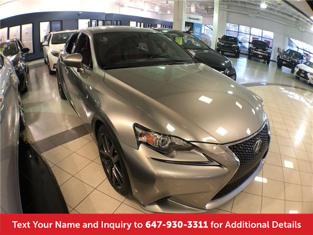 2016 Lexus IS 300 Base (Stk: 19860) in Mississauga - Image 2 of 19