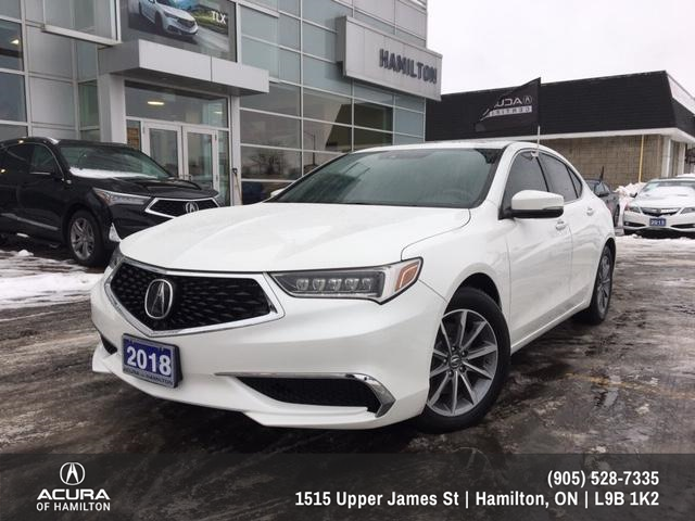 2018 Acura TLX Tech (Stk: 1810250) in Hamilton - Image 1 of 23