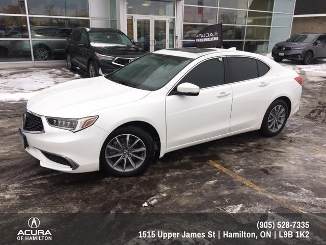 2018 Acura TLX Tech (Stk: 1810250) in Hamilton - Image 2 of 23