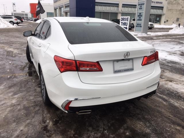 2018 Acura TLX Tech (Stk: 1810250) in Hamilton - Image 4 of 23