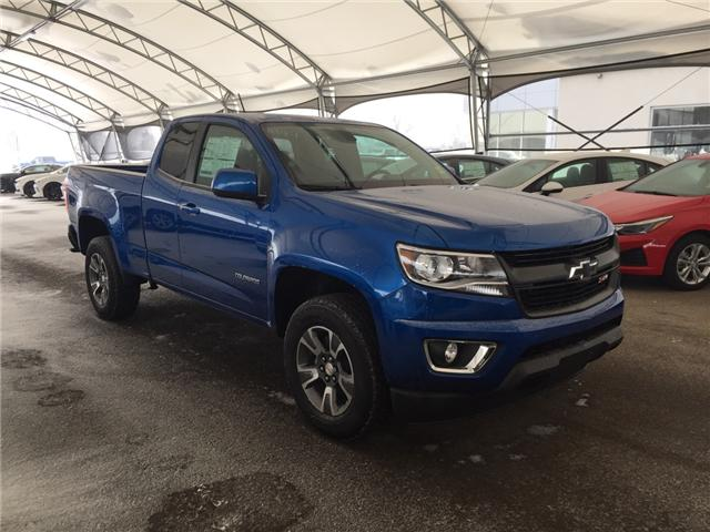 2019 Chevrolet Colorado Z71 (Stk: 169739) in AIRDRIE - Image 1 of 19