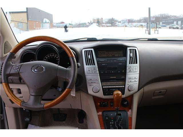 2004 Lexus RX 330 Base (Stk: PT1598) in Regina - Image 10 of 19