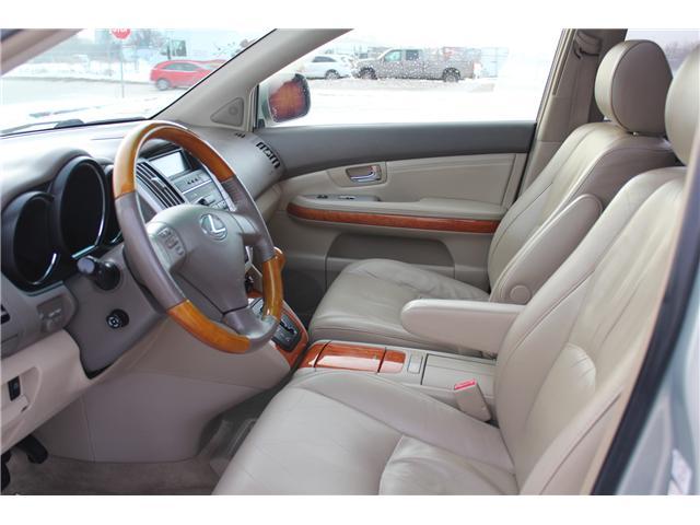 2004 Lexus RX 330 Base (Stk: PT1598) in Regina - Image 9 of 19