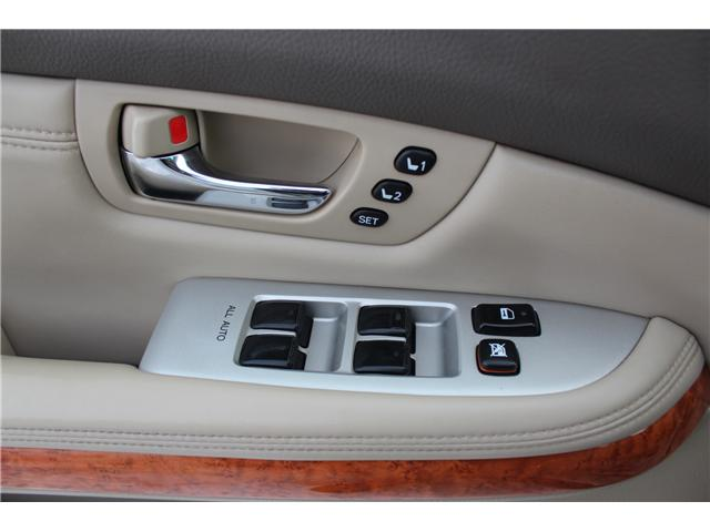 2004 Lexus RX 330 Base (Stk: PT1598) in Regina - Image 17 of 19