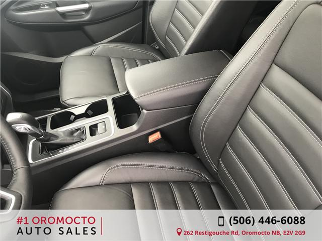 2018 Ford Escape SEL (Stk: 601) in Oromocto - Image 12 of 15