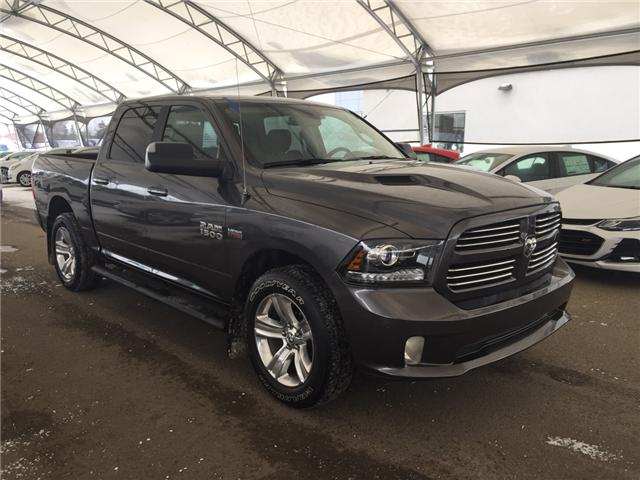 2017 RAM 1500 Sport (Stk: 171872) in AIRDRIE - Image 1 of 21