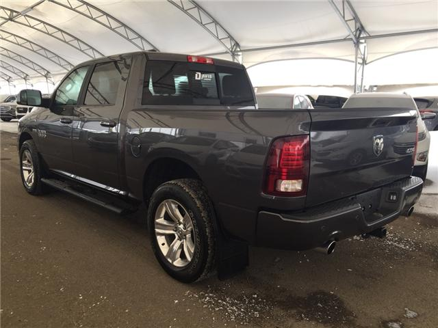 2017 RAM 1500 Sport (Stk: 171872) in AIRDRIE - Image 4 of 21