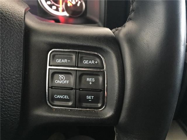 2017 RAM 1500 Sport (Stk: 171872) in AIRDRIE - Image 16 of 21