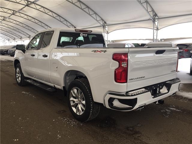 2019 Chevrolet Silverado 1500 Silverado Custom (Stk: 171635) in AIRDRIE - Image 4 of 17