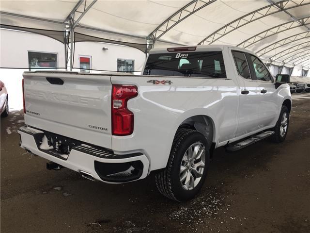 2019 Chevrolet Silverado 1500 Silverado Custom (Stk: 171635) in AIRDRIE - Image 6 of 17