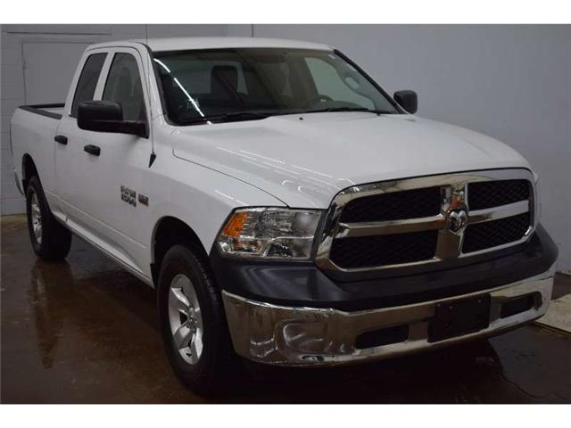 2017 RAM 1500 SXT 4X4 QUAD CAB - SAT RADIO * LOW KM * CRUISE (Stk: B3084) in Kingston - Image 2 of 30