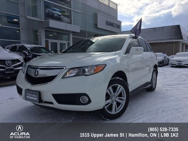 2015 Acura RDX Base (Stk: 1513040) in Hamilton - Image 1 of 23