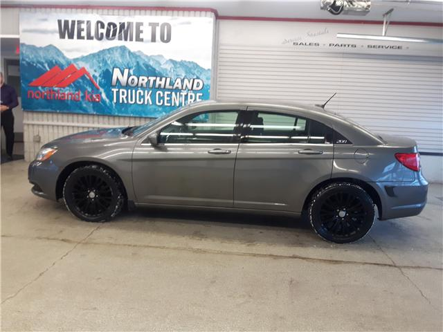 2012 Chrysler 200 Touring (Stk: P0219A) in Calgary - Image 2 of 13