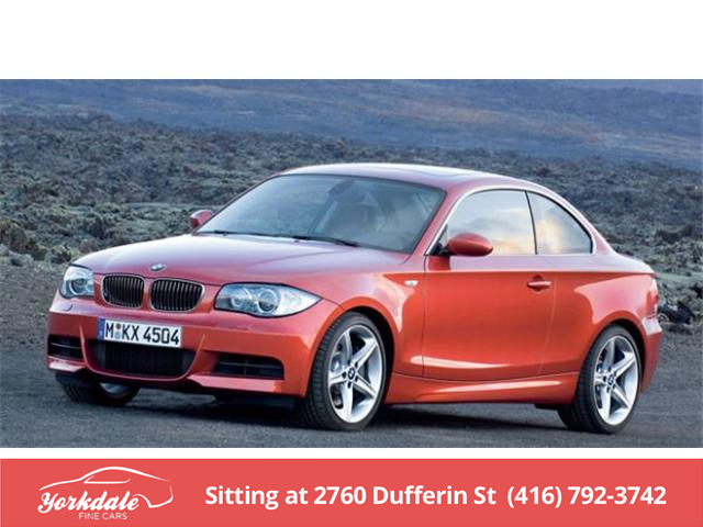 2008 BMW 128i  (Stk: D2153) in North York - Image 1 of 1