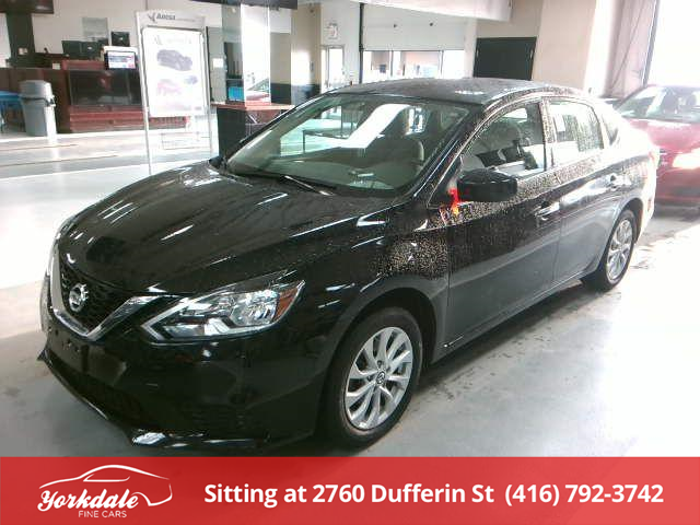 2016 Nissan Sentra 1.8 SV (Stk: D6569) in North York - Image 1 of 1