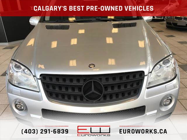 2007 Mercedes-Benz M-Class Base (Stk: P1168) in Calgary - Image 6 of 26