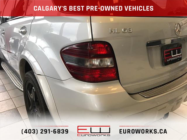 2007 Mercedes-Benz M-Class Base (Stk: P1168) in Calgary - Image 7 of 26