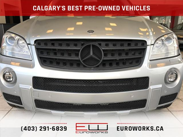 2007 Mercedes-Benz M-Class Base (Stk: P1168) in Calgary - Image 10 of 26