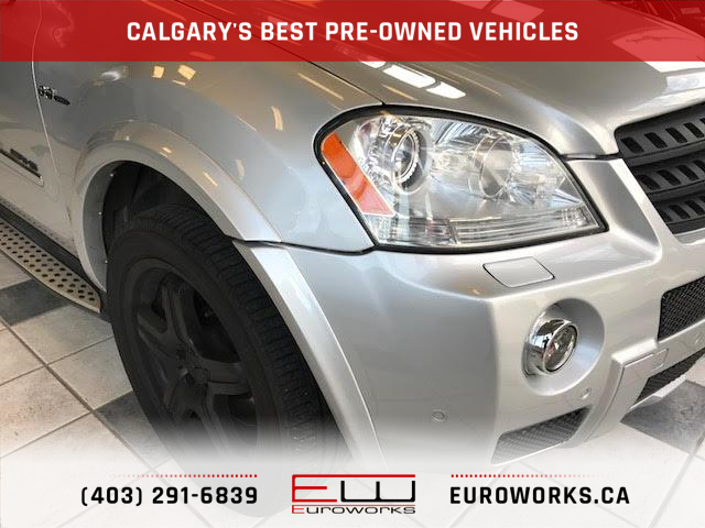2007 Mercedes-Benz M-Class Base (Stk: P1168) in Calgary - Image 4 of 26