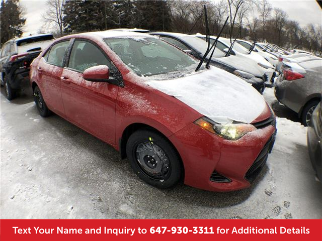 2019 Toyota Corolla LE (Stk: K3416) in Mississauga - Image 2 of 18