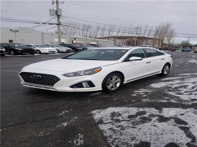 2018 Hyundai Sonata Sport (Stk: p19-008) in Dartmouth - Image 1 of 8