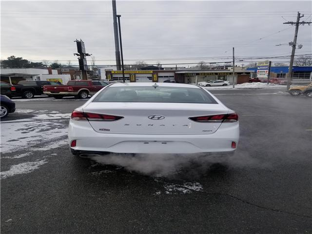 2018 Hyundai Sonata Sport (Stk: p19-008) in Dartmouth - Image 2 of 8