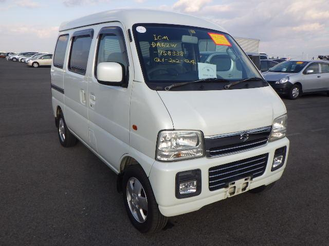 2003 Suzuki Carry 600 JoyPop (Stk: p19-012) in Dartmouth - Image 2 of 10