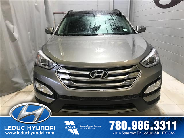 2015 Hyundai Santa Fe Sport 2.0T Limited (Stk: 9SF1753A) in Leduc - Image 1 of 8