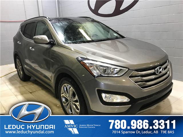 2015 Hyundai Santa Fe Sport 2.0T Limited (Stk: 9SF1753A) in Leduc - Image 2 of 8
