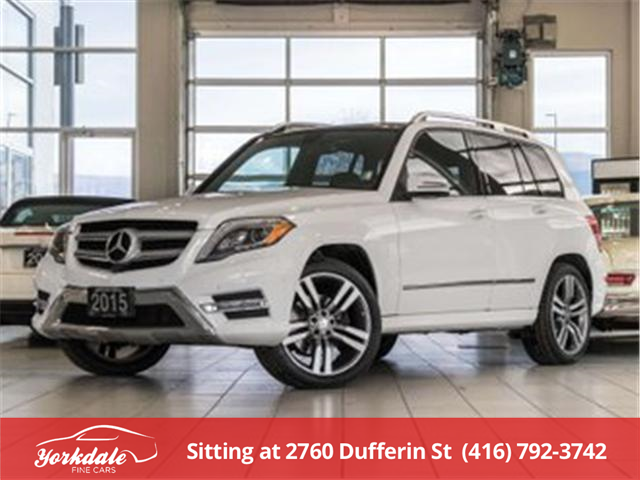 2015 Mercedes-Benz Glk-Class  (Stk: S1981) in North York - Image 1 of 1