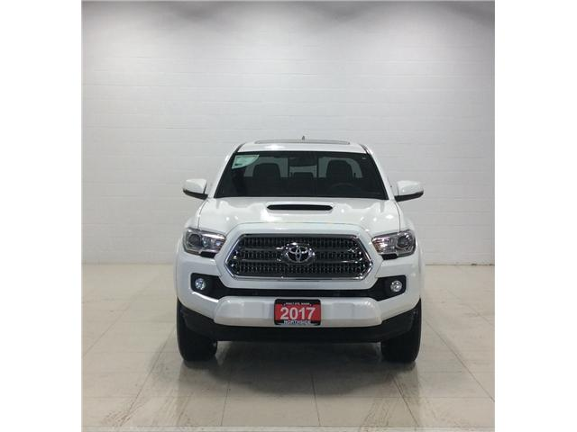 2017 Toyota Tacoma TRD Off Road (Stk: T19070A) in Sault Ste. Marie - Image 2 of 12