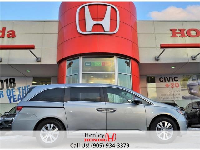 2016 Honda Odyssey EX-L w/RES (Stk: R9251) in St. Catharines - Image 1 of 30