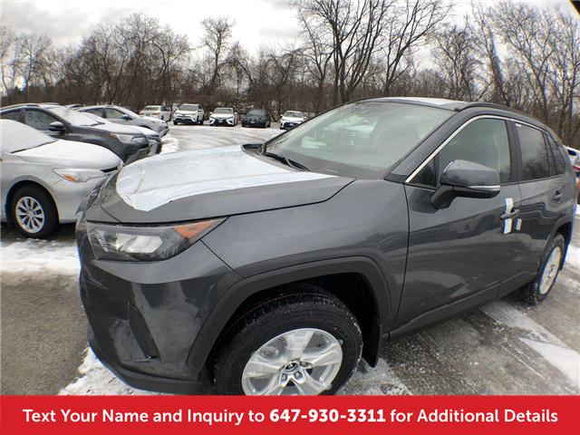 2019 Toyota RAV4 LE (Stk: K8421) in Mississauga - Image 1 of 19