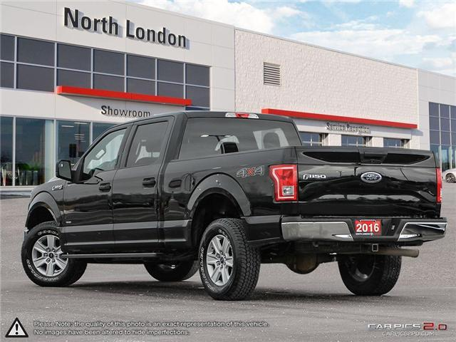 2016 Ford F-150 XLT (Stk: A219298) in London - Image 4 of 27