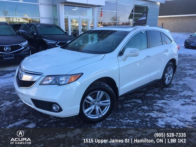 2015 Acura RDX Base (Stk: 1513070) in Hamilton - Image 2 of 20