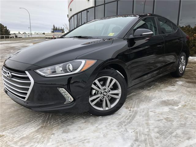 Hyundai Elantra Gl Se Stk We In Edmonton Image  Of