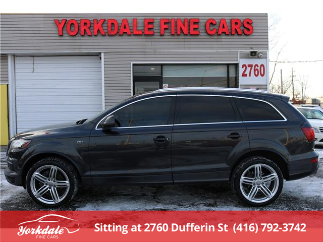 2013 Audi Q7 3.0T (Stk: D2199) in North York - Image 2 of 27