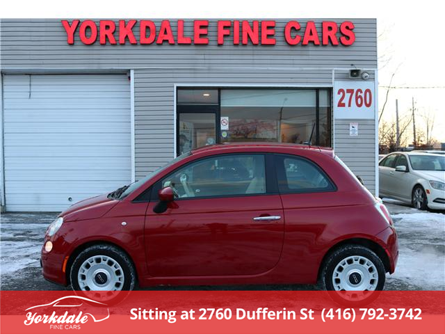 2012 Fiat 500 Pop (Stk: ) in North York - Image 2 of 21