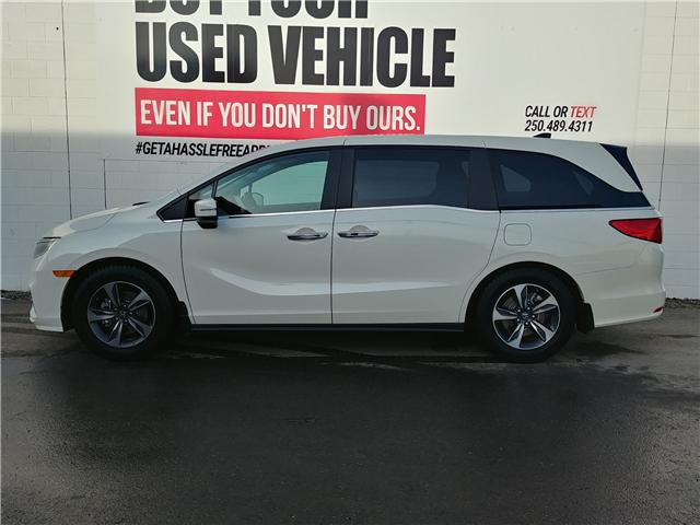 2018 Honda Odyssey EX-L (Stk: H09168) in North Cranbrook - Image 2 of 12