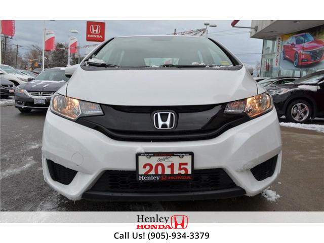 2015 Honda Fit LX BLUETOOTH BACK UP CAMERA (Stk: R9299) in St. Catharines - Image 3 of 24