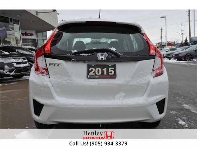 2015 Honda Fit LX BLUETOOTH BACK UP CAMERA (Stk: R9299) in St. Catharines - Image 4 of 24