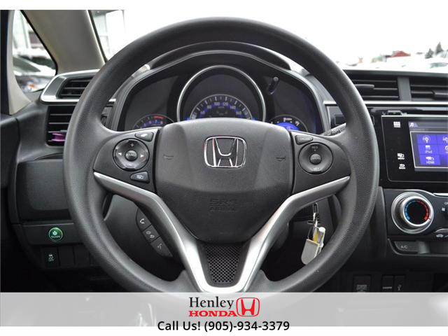 2015 Honda Fit LX BLUETOOTH BACK UP CAMERA (Stk: R9299) in St. Catharines - Image 13 of 24